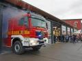 Zwickau Auerbach FFW stellt neues Löschfahrzeug in Dienst 19.11.2017