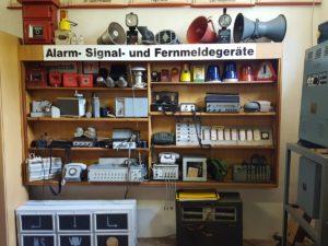 Jugendfeuerwehr im Feuerwehrmuseum 01