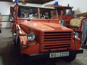 Jugendfeuerwehr im Feuerwehrmuseum 03